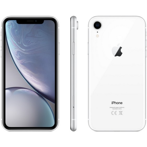 APPLE iPhone XR Weiss 256GB